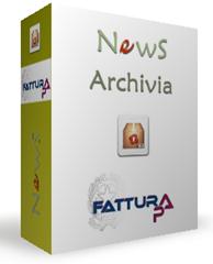 NewS Archivia Fattura PA